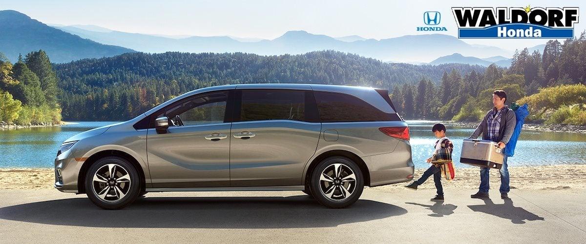 Odyssey Vs Sienna >> Honda Odyssey Vs Toyota Sienna Waldorf Md